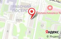 Схема проезда до компании Детская поликлиника №1 в Иваново
