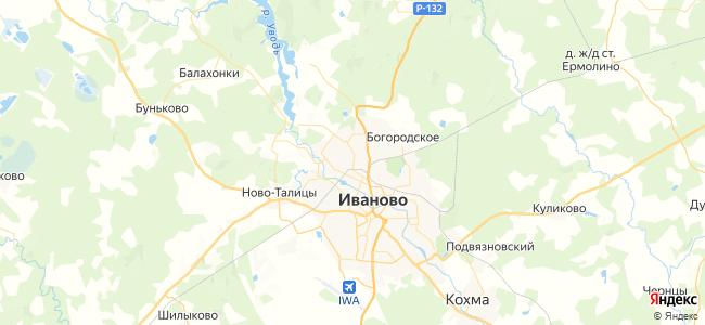 3к маршрутка в Иваново
