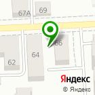 Местоположение компании Творческая мастерская Евгении Бриль