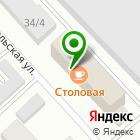 Местоположение компании РусБрус