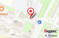 Схема проезда до компании Мир печати в Иваново