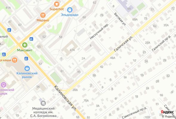 продажа квартир по ул. Галичская