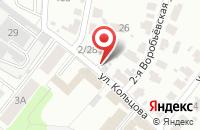 Схема проезда до компании Зеленстрой в Иваново