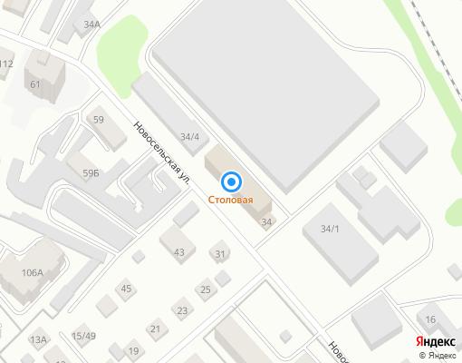 Управляющая компания «ЯКИМАНИХА» на карте Костромы