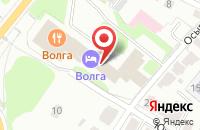 Схема проезда до компании Европейские Технологии в Костроме
