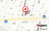 Схема проезда до компании Авторская мастерская Натальи Ионовой в Иваново