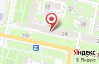 Схема проезда до компании Домашний Доктор в Иваново