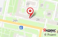 Схема проезда до компании Vilma salon в Иваново