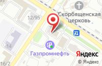 Схема проезда до компании Красотка в Иваново