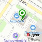 Местоположение компании ПроСтрой