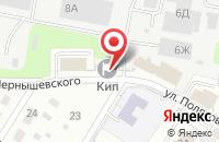Схема проезда до компании Ивтехносервис в Иваново