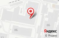 Схема проезда до компании ИвКонструктив в Иваново