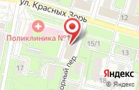 Схема проезда до компании Салон-магазин товаров для праздника в Иваново