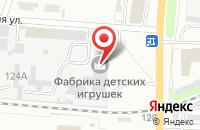 Схема проезда до компании Камелот в Иваново