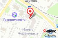Схема проезда до компании Армос в Иваново