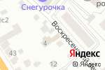 Схема проезда до компании Атэт в Костроме