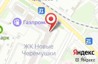 Схема проезда до компании ФАРМ в Иваново