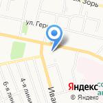 Иваново Геопроект на карте Иваново