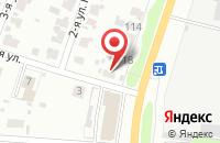 Схема проезда до компании Диарт в Иваново