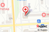 Схема проезда до компании ЛесСтройСервис в Костроме