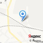 Бумеранг на карте Иваново