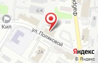 Схема проезда до компании Айти Ком в Иваново