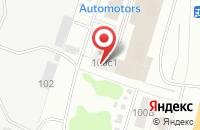 Схема проезда до компании Stihl в Иваново