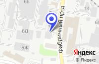Схема проезда до компании АВТОСАЛОН ЗВЕЗДА АВТО в Иваново
