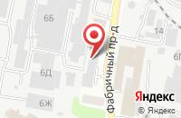 Схема проезда до компании Карусель в Иваново