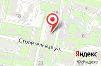 Схема проезда до компании Общеобразовательная свободная школа в Жуковском