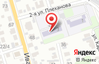 Схема проезда до компании Детский сад №177 в Иваново