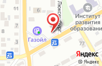 Схема проезда до компании Аптека №34 в Иваново