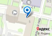 Департамент природных ресурсов и экологии Ивановской области на карте