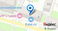 Компания Deluxe Auto на карте
