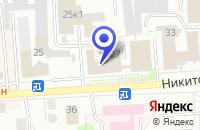 Схема проезда до компании Зоо-лайк в Костроме