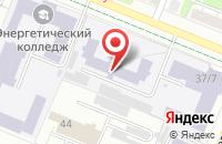 Схема проезда до компании ИвГУ в Иваново