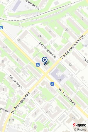 АПТЕКА 36,6 на карте Иваново