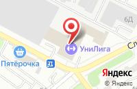 Схема проезда до компании M-Grand в Иваново