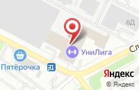Схема проезда до компании Арт-Принт в Иваново