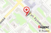 Схема проезда до компании Арт-студия в Иваново