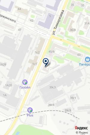 АЗС № 3 ПЕТРОЛИУМ на карте Иваново