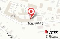 Схема проезда до компании Исправительная колония №7 ГУФСИН России по Ивановской области в Иваново