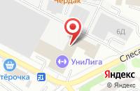 Схема проезда до компании Avent lab в Иваново