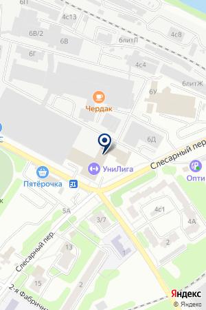 АДВОКАТСКОЕ БЮРО БИЗНЕС ПАРТНЕР на карте Иваново