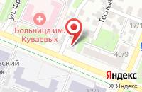 Схема проезда до компании ПермЭнергоМаш в Перми