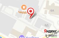 Схема проезда до компании АНТЭЛ МК в Иваново