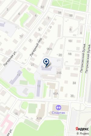 КОСТРОМА БЕТОН на карте Костромы