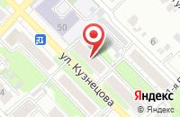 Схема проезда до компании Велла в Иваново