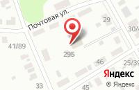 Схема проезда до компании Простор в Иваново