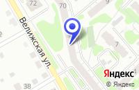 Схема проезда до компании АДВОКАТСКИЙ КАБИНЕТ ВОСТРЯКОВА С.М. в Иваново